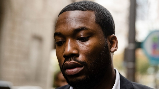 Rapper Meek Mill's Lawyers Again Appeal to Free Him