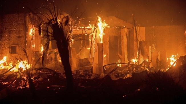 90871ed7736 GOP's Tax Bill Could Eliminate Wildfire Tax Deduction as California Blazes  Rage - NBC 10 Philadelphia