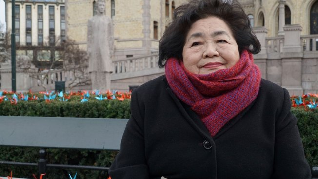 Peace Laureate Urges World to 'See the Light' and Ban Nukes