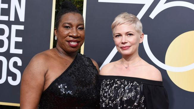 Activists will join Michelle Williams, Meryl Streep, and more at Golden Globes