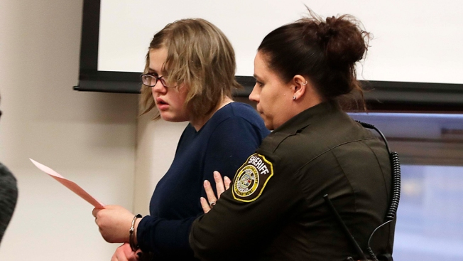 1 of 2 Girls Convicted in Slender Man Stabbing Files Appeal