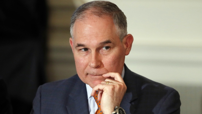 Dems: No Evidence of Credible Threats Against EPA's Pruitt