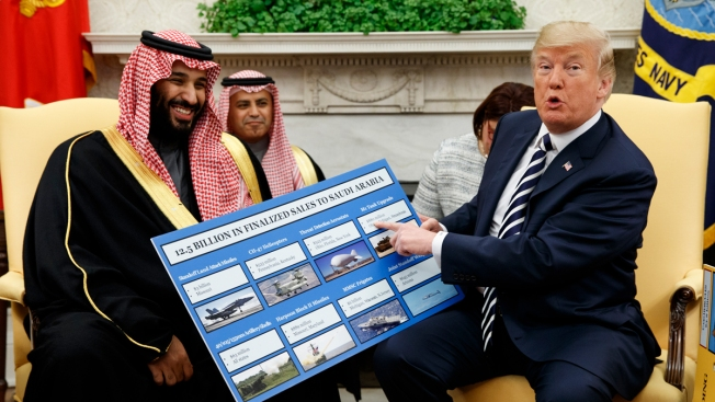US Approves $1.3B Sale of Artillery to Saudi Arabia