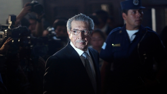 Ex-Guatemala Dictator Efrain Rios Montt Dies at 91: Lawyer