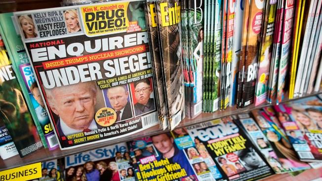 National Enquirer Sold to Hudson News CEO James Cohen