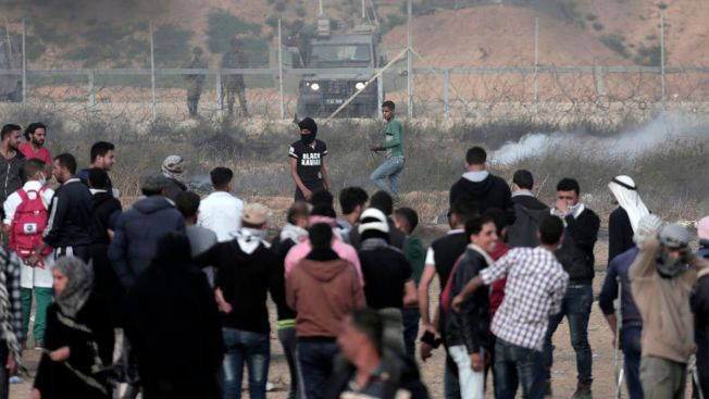 Israel Says 3 Palestinian Infiltrators From Gaza Killed