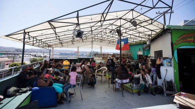 Central American Asylum Seekers Get Legal Aid Near US Border