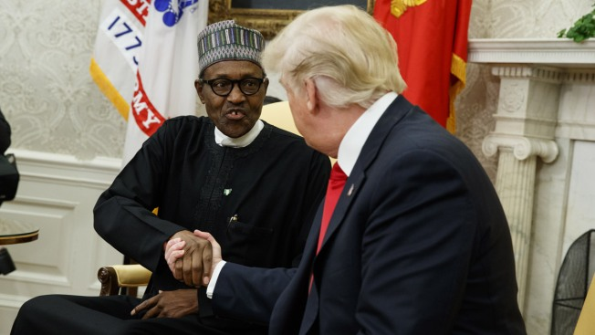 Trump: Some African Nations Are 'Very Tough Places to Live'