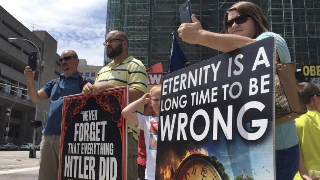 US Abortion Clinics Face Surge of Trespassing, Blockades