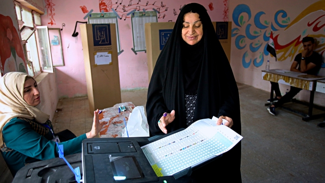 In First Iraq Elections Since ISIS Defeat, Record Low Turnout