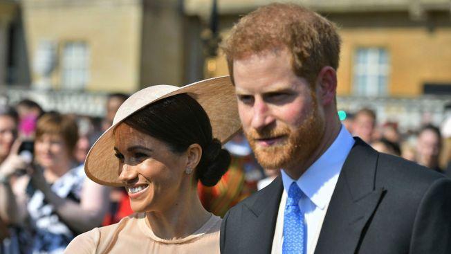 Prince Harry and Meghan Markle to Visit Australia, Fiji