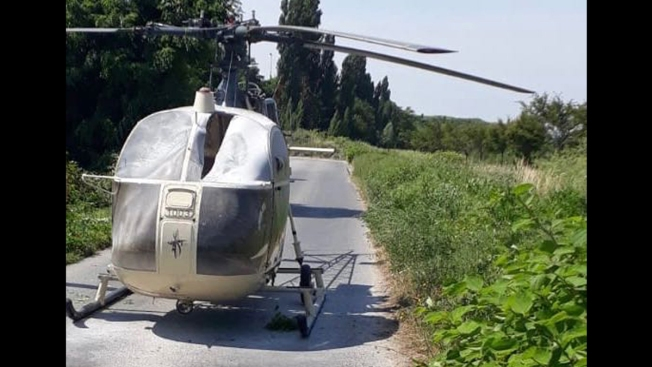 Helicopter Pilot Beaten During French Criminal's Escape