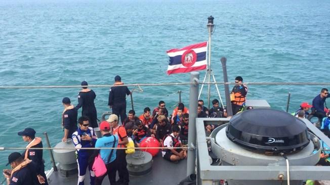 Heartbreaking Scenes Described in Thai Boat Sinking; 41 Dead