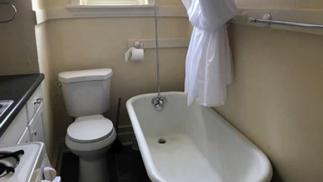 Bath And Beyond: Kitchen Bathroom Combo Apartment Causes Stir