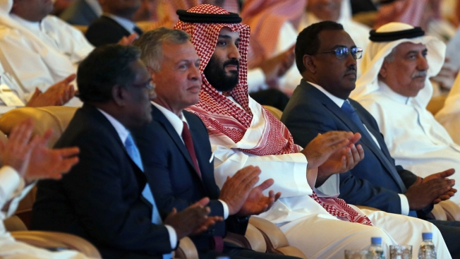 Saudi Investment Forum Opens Under Cloud of Khashoggi's Death