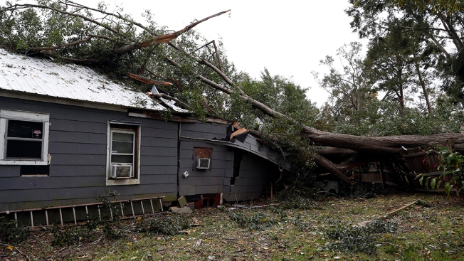Storm Threat Spreads Up East Coast as South Recovers