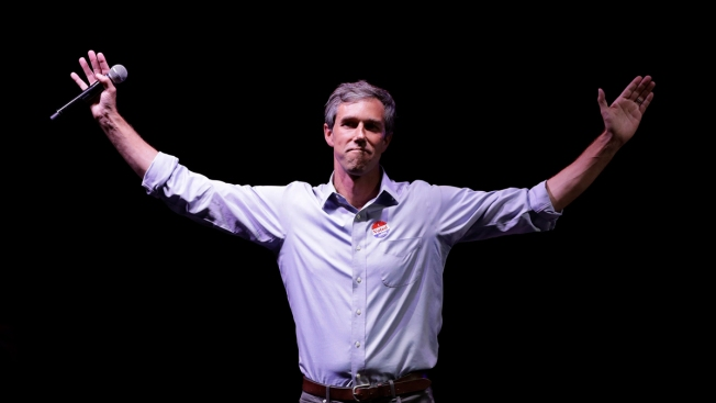 Democrat Beto O'Rourke Not Ruling Out 2020 Presidential Run