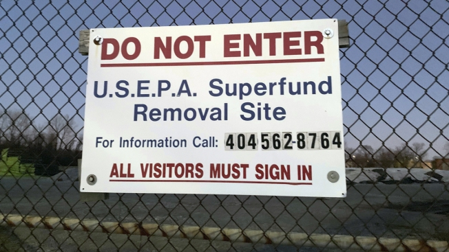 Government Shutdown Suspends Federal Cleanups at US Superfund Sites