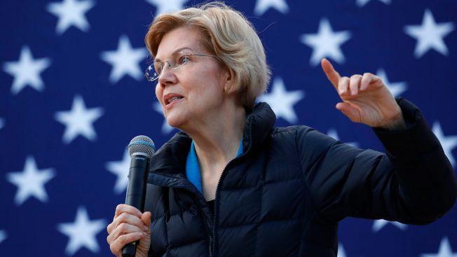 Warren Highlights Her Work on Economic Crisis in Vegas Stop