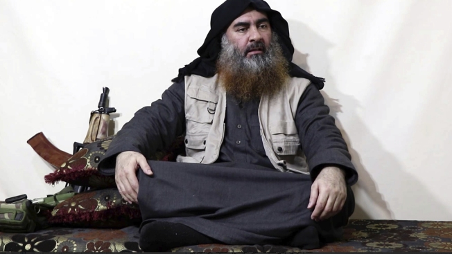 ISIS Leader Appears to Emerge in New Video