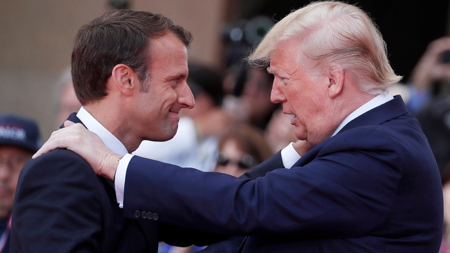 France Won't Scrap Tax on Tech Giants, Despite Trump Threats