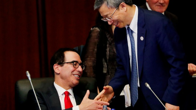 With Mexico Deal Done, US Urges China to Resume Trade Talks