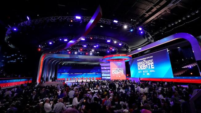 MSNBC, Washington Post to Co-Host November Democratic Presidential Debate