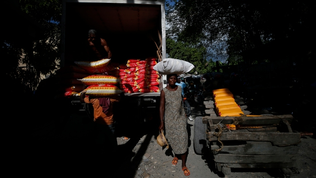 Protests Choke Communities in Haiti as Aid, Supplies Dwindle