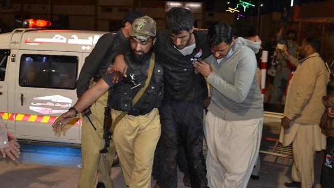 Survivors of Pakistan Police Academy Attack Describe Chaotic Scene