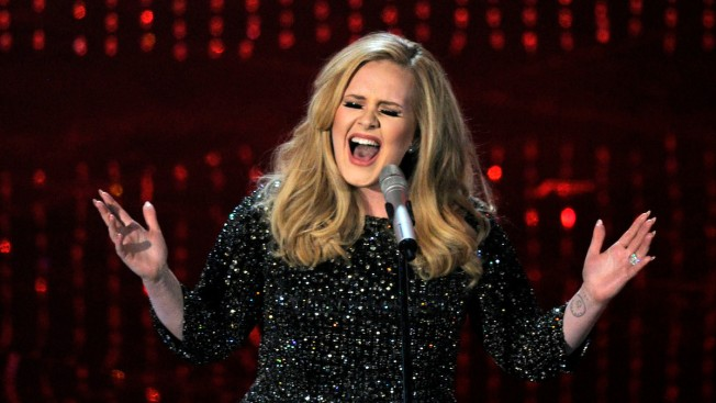 Adele's New Album Reportedly Due in November