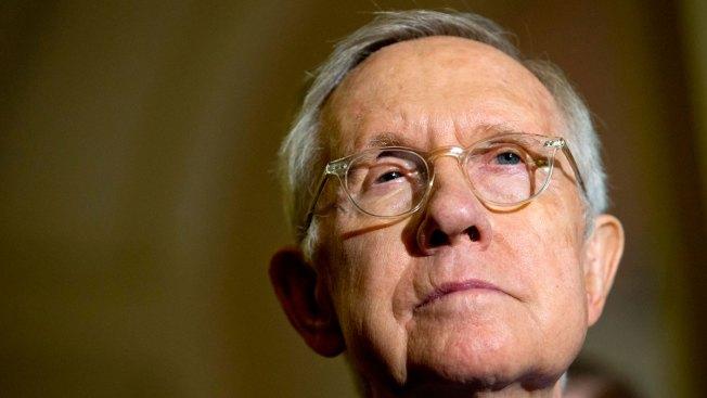 Harry Reid: Trump Has 'Decimated' Institutions, But Don't Talk Impeachment