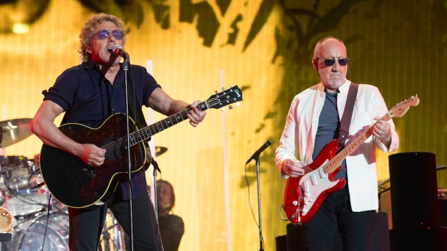 The Who Postpones Wells Fargo Center Concert, Entire North America Tour