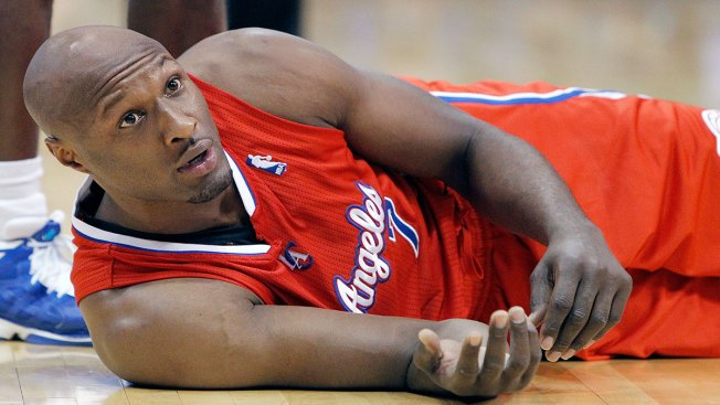 Lamar Odom Paid $75K for 24-Hour Companionship at Brothel