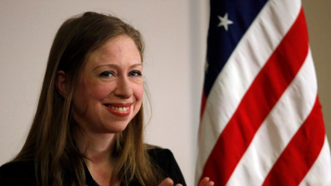 It's a Boy for Chelsea Clinton and Husband Marc Mezvinsky