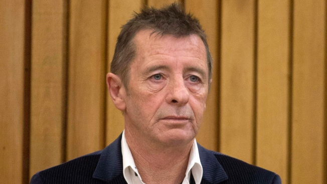 AC/DC's Phill Rudd Sentenced for Threatening to Kill Man