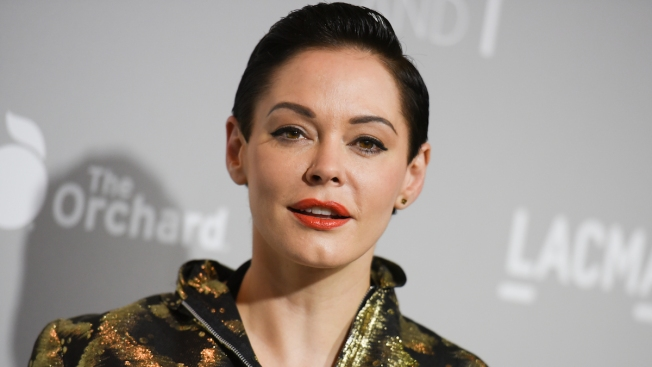 Rose McGowan Claims Agent Dropped Her for Criticizing Adam Sandler Casting Note Via Twitter