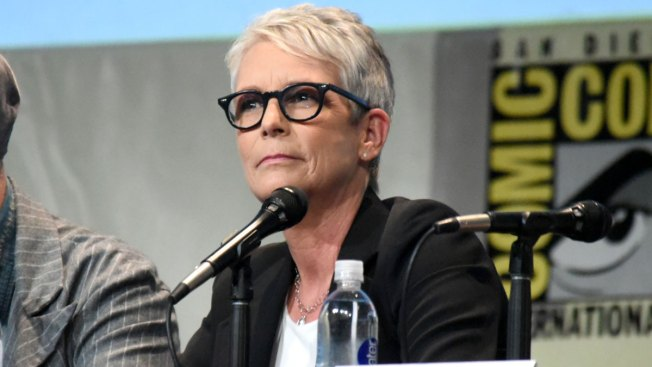 'Scream Queens' Star Jamie Lee Curtis Reigns at Comic-Con