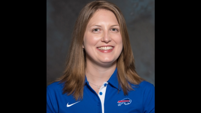 NFL Gets First Full-Time Female Assistant Coach as Bills Hire Kathryn Smith