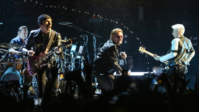 U2 Bringing 'Joshua Tree' Anniversary Tour to South Philadelphia