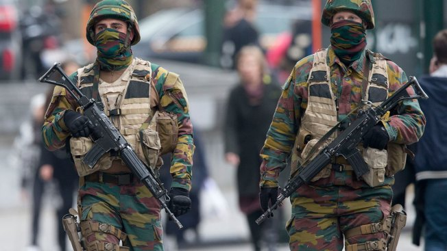 Brussels Police Conduct More Raids Linked to Deadly Bombings