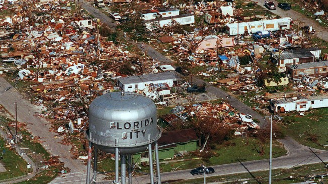 South Florida Remembers 25th Anniversary of Hurricane Andrew