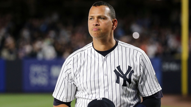Alex Rodriguez Has About $500K in Possessions Stolen From Rental Vehicle in SF: Source