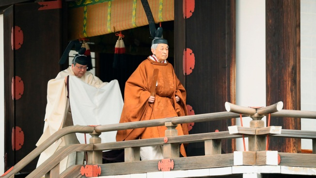 Emperor Announces Abdication as Japan Marks End of Era