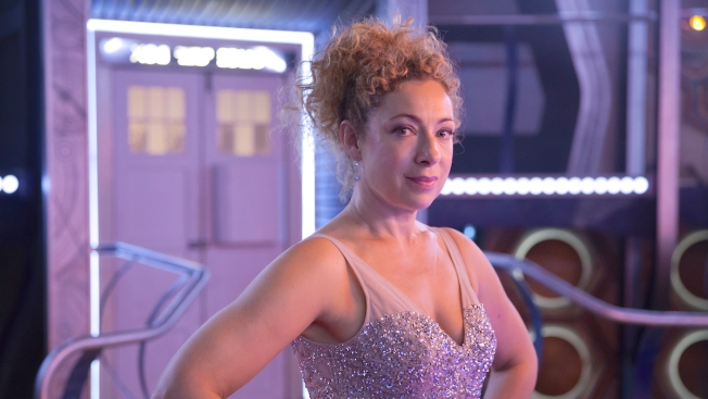 River Song Returns: 'Doctor Who' Bringing Back Alex Kingston for Christmas Special