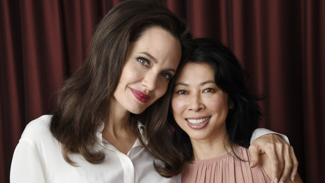 Angelina Jolie on Her Cambodian Epic and the Power of Family