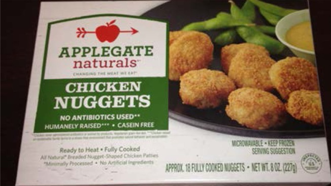 Perdue Farms Recall 15,306 Pounds of Applegate Frozen Chicken Nuggets