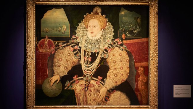 Donations Keep Iconic Queen Elizabeth I Portrait in Britain