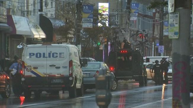 Employee Says He Locked Armed Robber Inside North Philadelphia Store