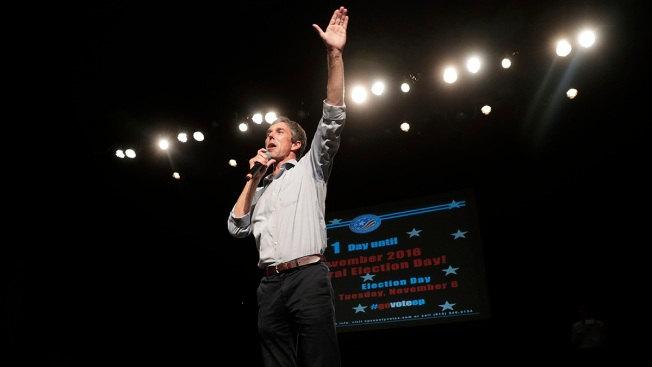 O'Rourke Plans Oprah Winfrey Interview Amid 2020 Speculation