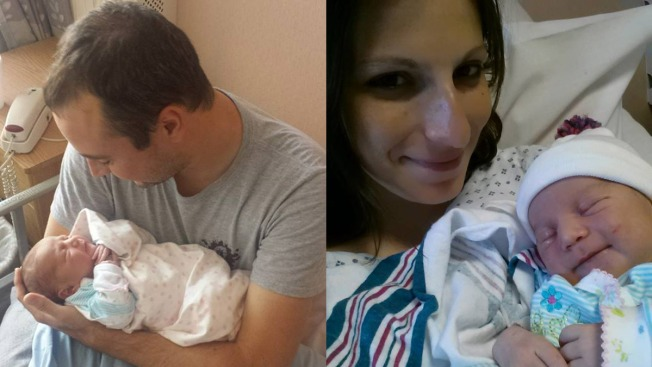 Special Delivery: Woman Gives Birth to Baby on Highway